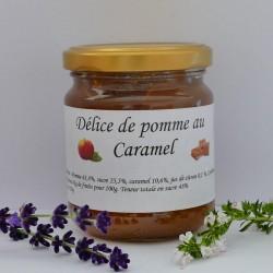 Délice Pomme caramel